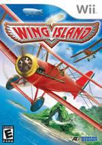 Hra pre Nintendo Wii Wing Island