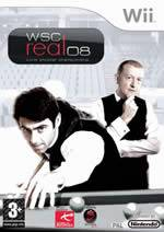 Hra pre Nintendo Wii WSC Real 08: World Snooker Championship