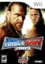 Hra pre Nintendo Wii WWE SmackDown! vs. Raw 2009