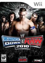 Hra pre Nintendo Wii WWE SmackDown! vs. Raw 2010