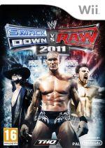 Hra pre Nintendo Wii WWE SmackDown! vs. Raw 2011