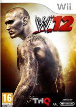 Hra pre Nintendo Wii WWE 12