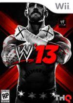 Hra pre Nintendo Wii WWE 13