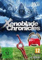 Hra pre Nintendo Wii Xenoblade Chronicles + Classic Controller Pro (červený)