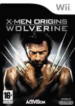 Hra pre Nintendo Wii X-Men Origins: Wolverine