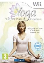 Hra pre Nintendo Wii Yoga: The 100% first experience