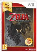 Hra pro Nintendo Wii The Legend of Zelda: Twilight Princess (Select)