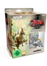 Hra pre Nintendo WiiU The Legend of Zelda: Twilight Princess HD + Amiibo Wolf Link