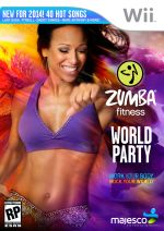Hra pre Nintendo Wii Zumba Fitness 4: World Party