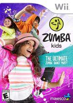 Hra pre Nintendo Wii Zumba Kids