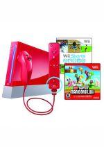 Príslušenstvo pre Nintendo Wii Konzola Nintendo Wii (červená) - 25th Anniversary