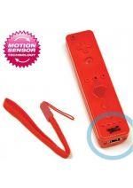 Príslušenstvo pre Nintendo Wii Wii diaľkový ovládač so zabudovaným Motion Plus (pre Wii a WiiU) (červený) (Under Control)