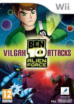 Hra pre Nintendo Wii Ben 10: Alien Force - Vilgax Attacks