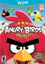 Hra pre Nintendo WiiU Angry Birds Trilogy