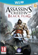 Hra pro Nintendo WiiU Assassins Creed 4: Black Flag