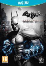 Hra pre Nintendo WiiU Batman: Arkham City (Armored Edition)