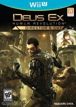 Hra pre Nintendo WiiU Deus Ex: Human Revolution (Directors Cut)