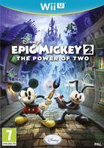 Hra pre Nintendo WiiU Epic Mickey 2: The Power of Two