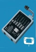 Príslušenstvo pre Nintendo WiiU Wii U GamePad - vysokokapacitná batéria
