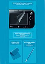 Príslušenstvo pre Nintendo WiiU Wii U set príslušenstva pre tabletový ovládač