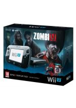 Príslušenstvo pre Nintendo WiiU Konzola Nintendo Wii U (čierna) Premium (Limited Edition) + Zombie U