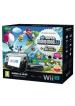 Príslušenstvo pre Nintendo WiiU Konzola Nintendo Wii U (čierna) Premium + Mario & Luigi