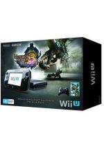 Príslušenstvo pre Nintendo WiiU Konzola Nintendo Wii U (čierna) Premium (Limited Edition) + Monster Hunter 3
