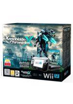 Príslušenstvo pre Nintendo WiiU Konzola Nintendo Wii U (čierna) Premium + Xenoblade Chronicles X