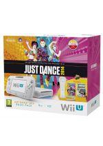 Príslušenstvo pre Nintendo WiiU Konzola Nintendo Wii U (biela) Basic (s Nintendoland a Just Dance 2014)