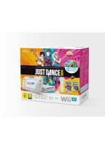 Příslušenství ke konzoli Nintendo WiiU Konzole Nintendo Wii U (bílá) Basic (Nintendoland, Just Dance 2014, New Super Mario Bros U, New Super Luigi U)
