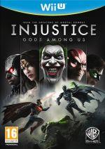 Hra pre Nintendo WiiU Injustice: Gods Among Us