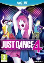 Hra pre Nintendo WiiU Just Dance 4