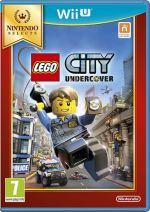 Hra pro Nintendo WiiU LEGO City: Undercover (Selects)