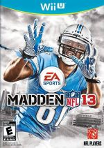 Hra pre Nintendo WiiU Madden NFL 13