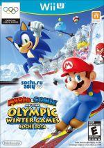Hra pre Nintendo WiiU Mario & Sonic at the Sochi 2014 Olympic Games