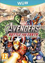 Hra pre Nintendo WiiU Marvel Avengers: Battle for Earth