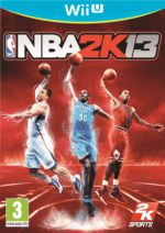Hra pre Nintendo WiiU NBA 2K13