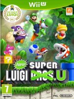 Hra pre Nintendo WiiU New Super Luigi U