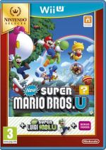 Hra pre Nintendo WiiU New Super Mario Bros U + New Super Luigi U (Selects)