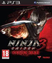 Hra pre Playstation 3 Ninja gaiden III: Razors Edge
