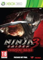 Hra pro Xbox 360 Ninja gaiden III: Razors Edge