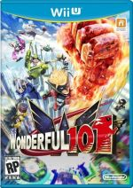 Hra pre Nintendo WiiU The Wonderful 101