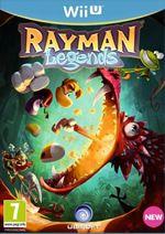 Hra pre Nintendo WiiU Rayman: Legends