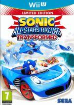 Hra pre Nintendo WiiU Sonic & All-Stars Racing Transformed (Special Edition)