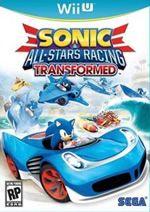 Hra pre Nintendo WiiU Sonic & All-Stars Racing Transformed