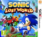 hra pre Nintendo 3DS Sonic: Lost World