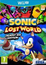 Hra pre Nintendo WiiU Sonic: Lost World
