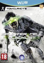 Hra pre Nintendo WiiU Tom Clancys Splinter Cell: Blacklist