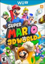 Hra pre Nintendo WiiU Super Mario 3D World