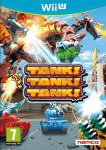Hra pre Nintendo WiiU Tank! Tank! Tank!